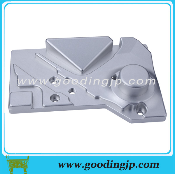 High precision aluminium CNC milling parts
