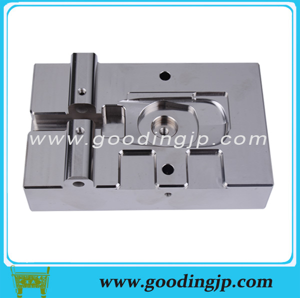 High precision steel CNC milling parts
